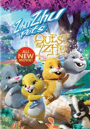 Ver ZhuZhu Pets Quest for Zhu ( 2011) Online