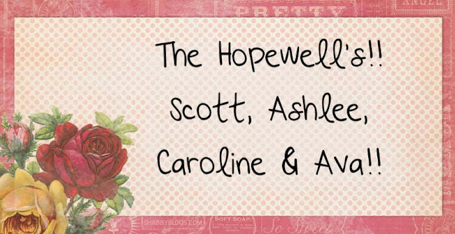 The Hopewell's!!!