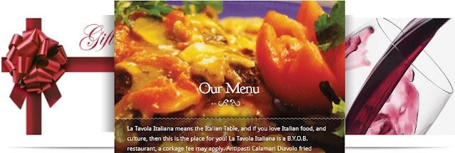 La Tavola Italiana, Italian Restaurant, Pittsburgh, Weekender, talent network
