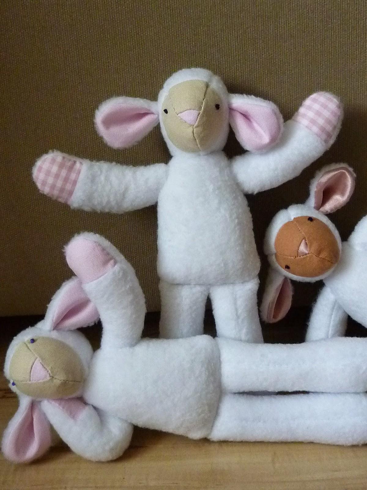 Owieczki-przytuleczki