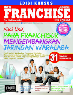 Your update business reference at Majalah Info Franchise Indonesia