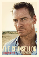 The Counsellor Michael Fassbender