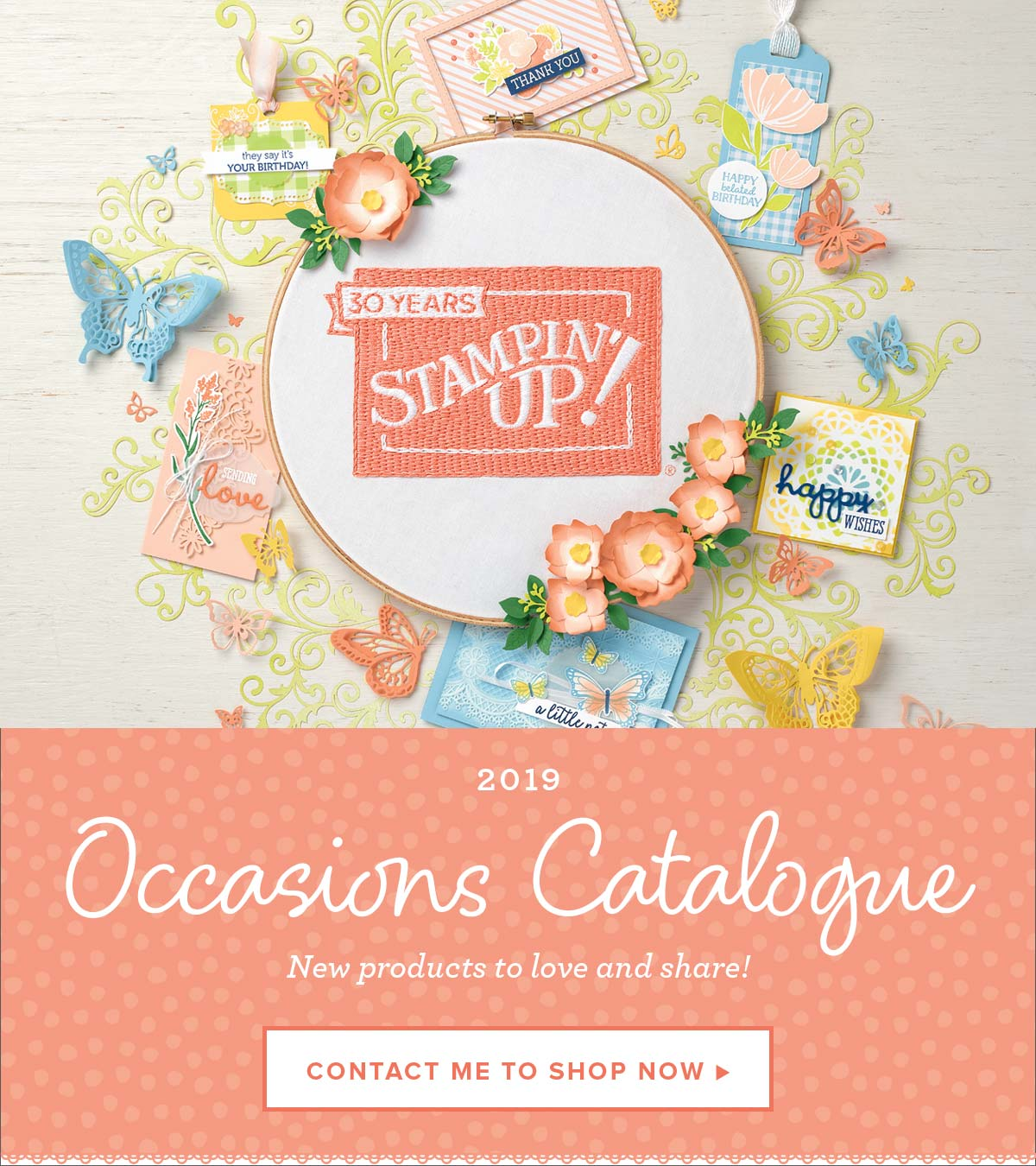 2019 Occasions Catalogue