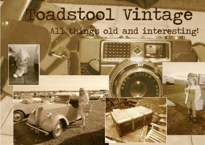 Toadstool Vintage