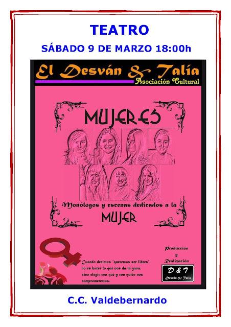 El Desván de Talía - teatro 9 marzo CC Valdebernardo