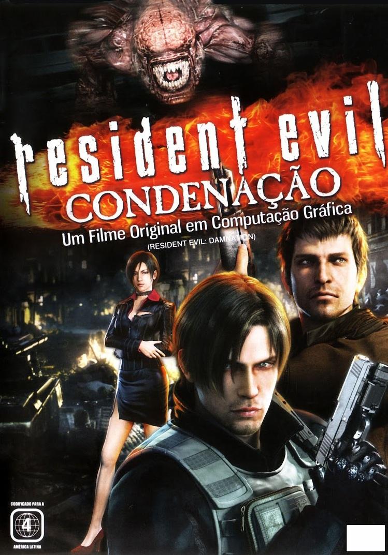 Resident Evil: Condenação – Dublado (2012)