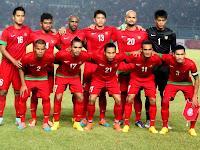 Inilah Skuad Timnas di AFF Cup 2014