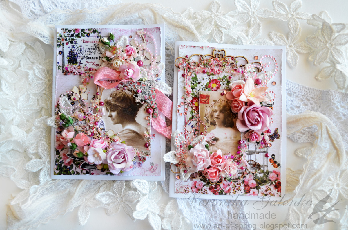 Megs Garden Cards For Beautiful Ladies