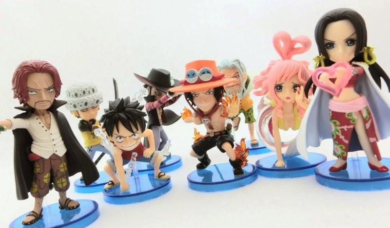 Jual Action Figure One Piece WCF Supremacy
