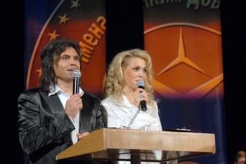2008: Ведущие конкурса в 2006-2008 году
