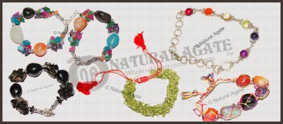 Gemstone Bracelets Wholesaler