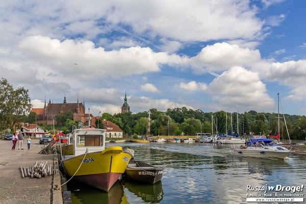 Port we Fromborku