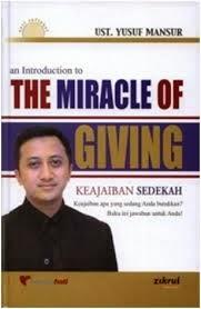 beli buku online the miracle of giving 2 buku yusuf mansur murah toko buku online murah rumah buku iqro beli buku murah