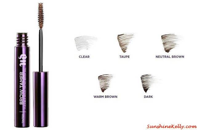 Naked Smoky, Urban Decay Fall 15 Collection, Urban Decay, Urban Decay Malaysia, Matte Revolution Lipstick, Urban Decay Brow Tamer, Flexible Hold Tinted Brow Gel, Brow Beater, Microfine Brow Pencil and Brush, Makeup, Cult Makeup