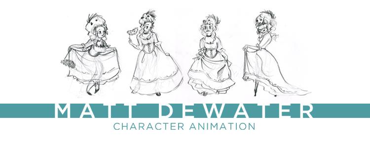 Matt DeWater | Character Animator