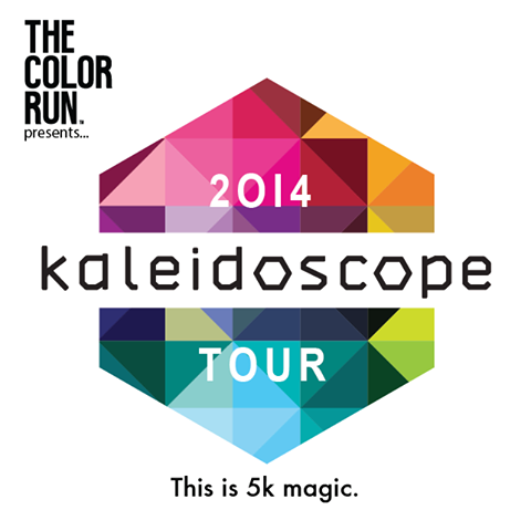 The Color Run Kaleidoscope Tour