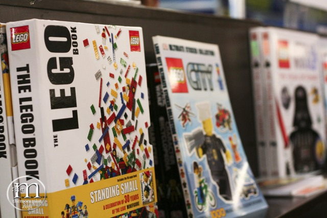 LEGO books 