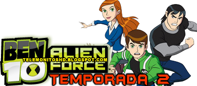 Ben 10 Alien Force: Temporada 02 [720p]