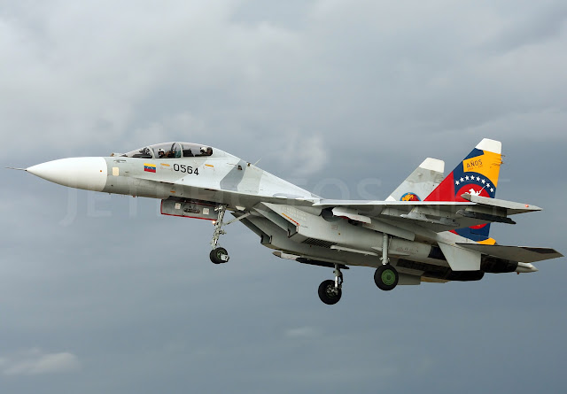 Su-30MK2 Venezuela Air Force