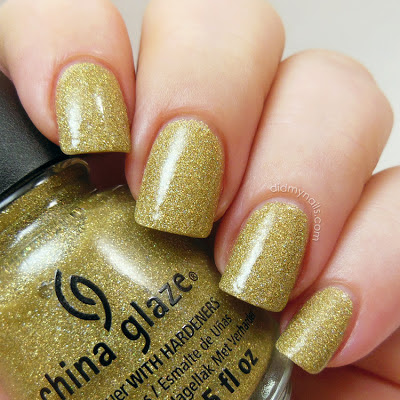 China Glaze Angel Wings swatch