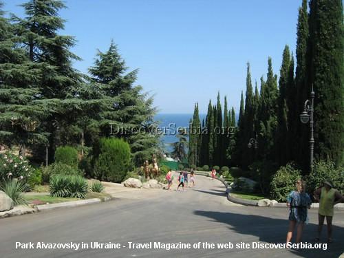 Park Aivazovsky