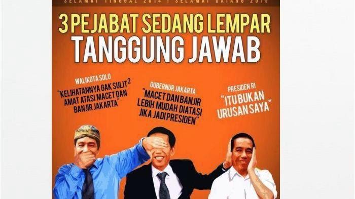 Meme Jokowi Bohong