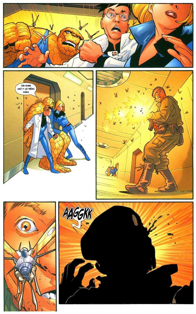 Ultimate Fantastic Four chap 9 - Trang 5