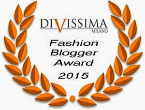 FASHION BLOGGER AWARD 2015