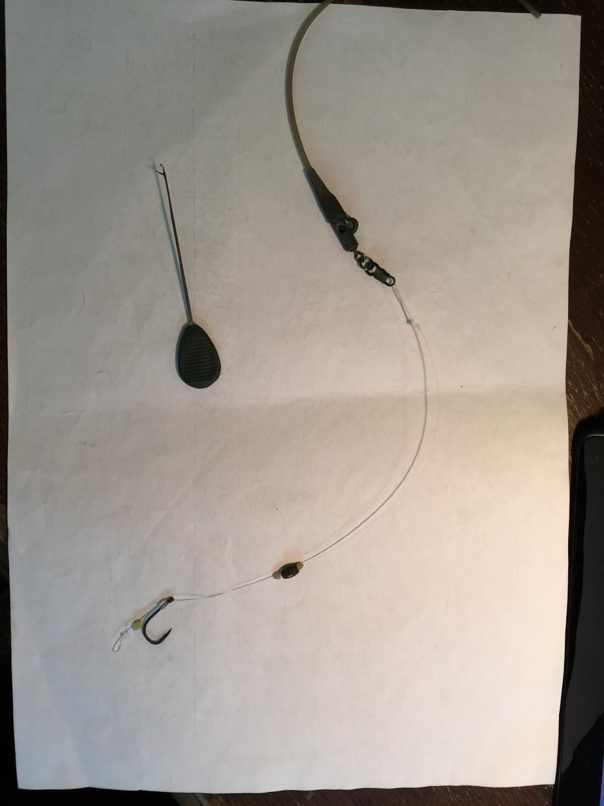 Поводки на карася: определяемся с длиной, леской - Рыбалка 7
