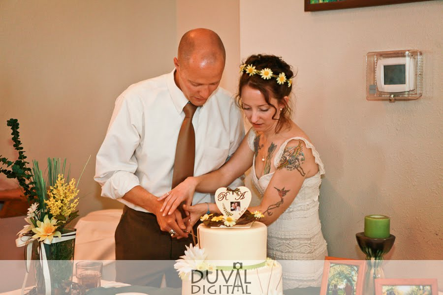 Cake Cutting, Reception | Phantom Canyon Wedding | Colorado Springs, CO