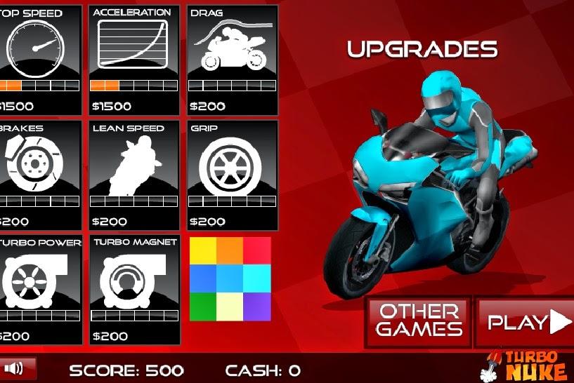 moto racer game play - motor racer gameplay - motor yarışı oyunları oyna