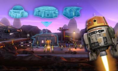 Game Star Wars Rebels: Recon Missions Kini Tersedia untuk Lumia