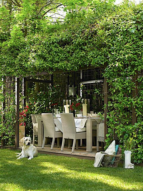 Xardinnova porches - Cenador para jardin ...