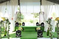 Rạp đẹp cho đám cưới tại nhà