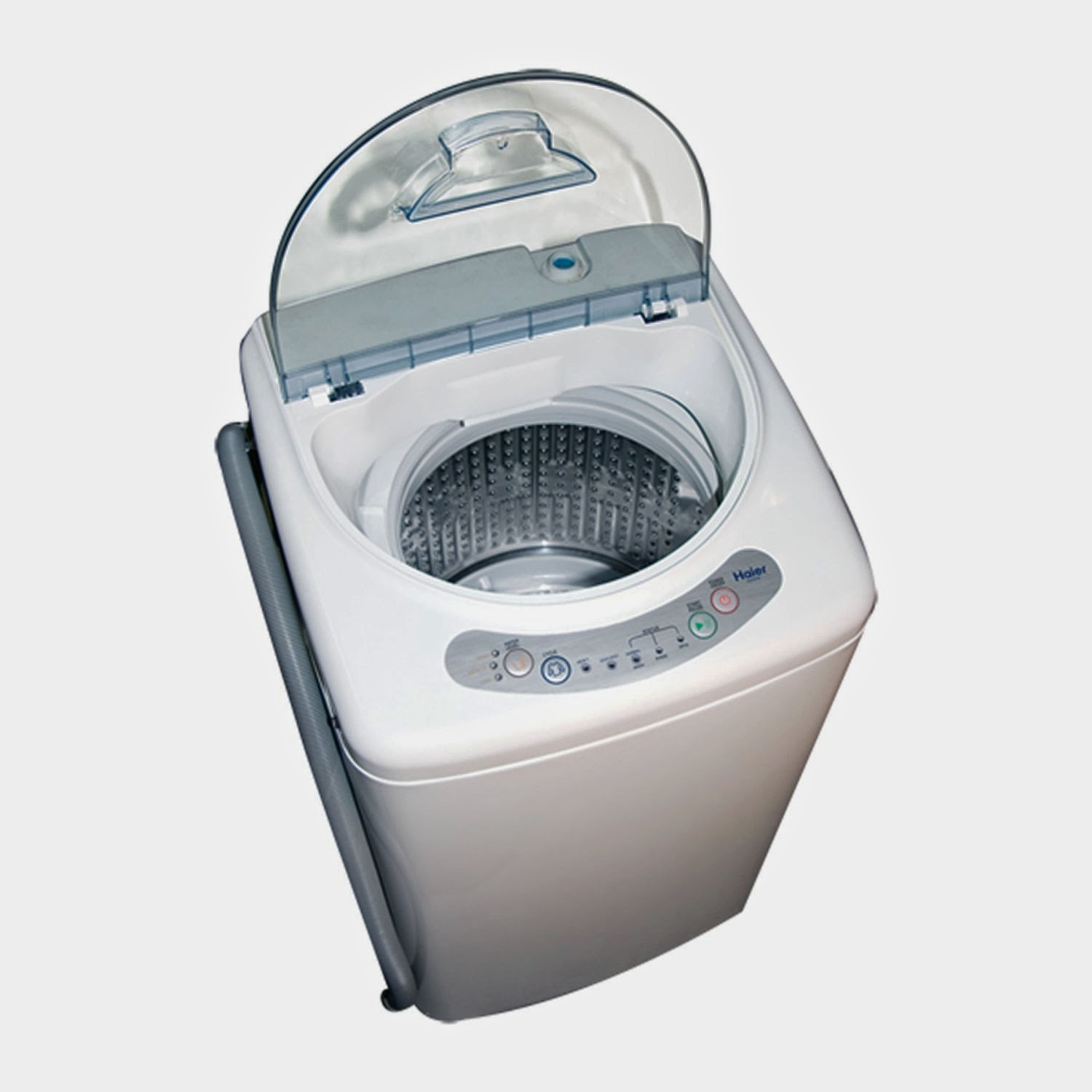 The best top load washer and dryer combo 2015 - Haier Hlp21n Pulsator 1 Cf Portable Washer