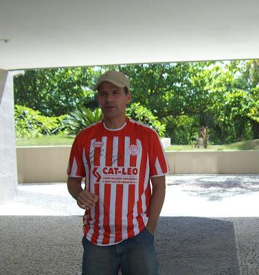 Túlio Maravilha jogará a Copa Integração para o Esporte Clube Laranjal