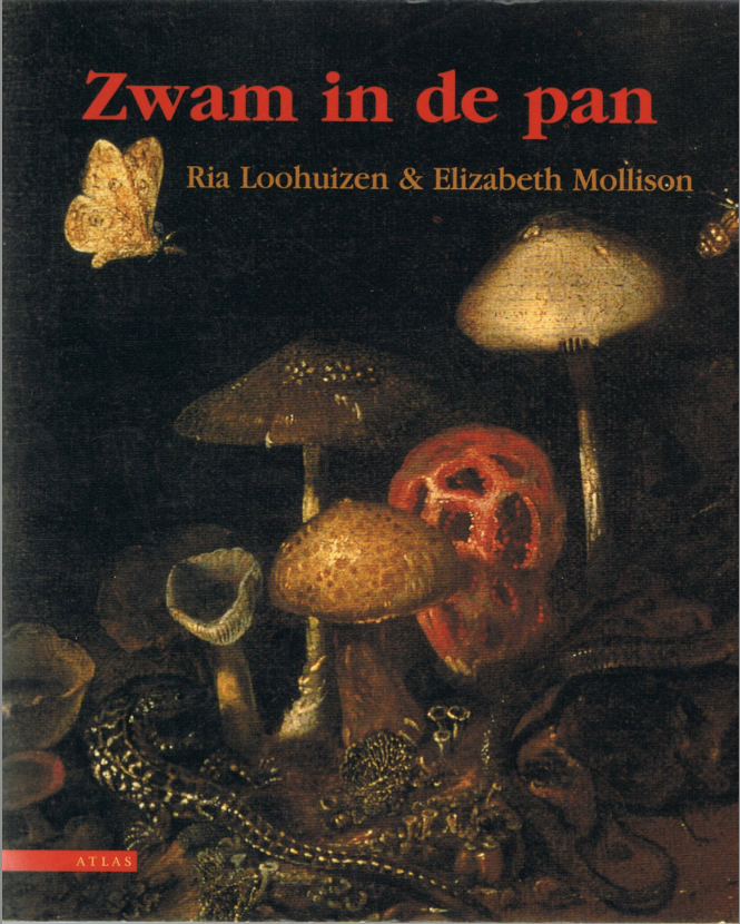 Zwam in de pan