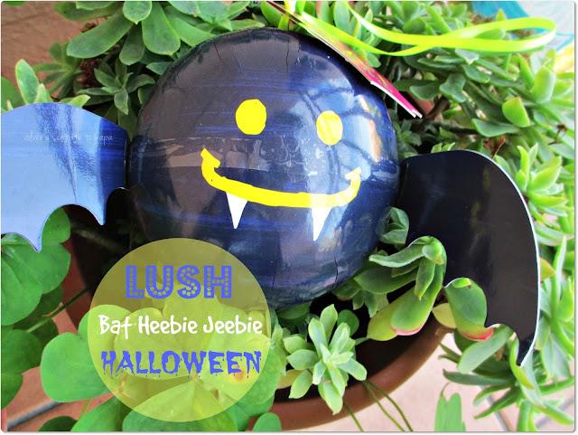 Lush Halloween - Bat Heebie Jeebie