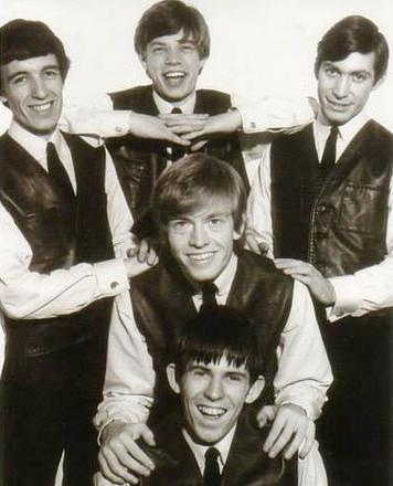 The Rolling Stones mas jóvenes