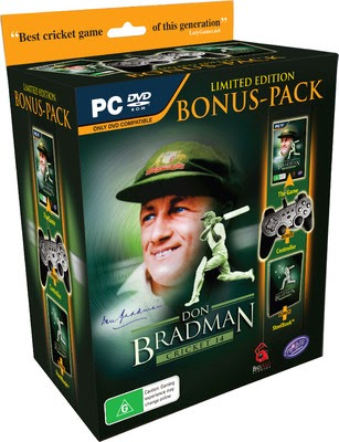 Don Bradman Cricket 14 (Limited Edition) (Games, PC) for Rs 2799