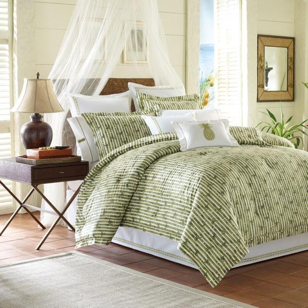 bamboo design bedspread 1
