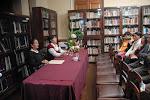 Expertas Ecuatorianas en Conservación de Documentos visitaron el ALP