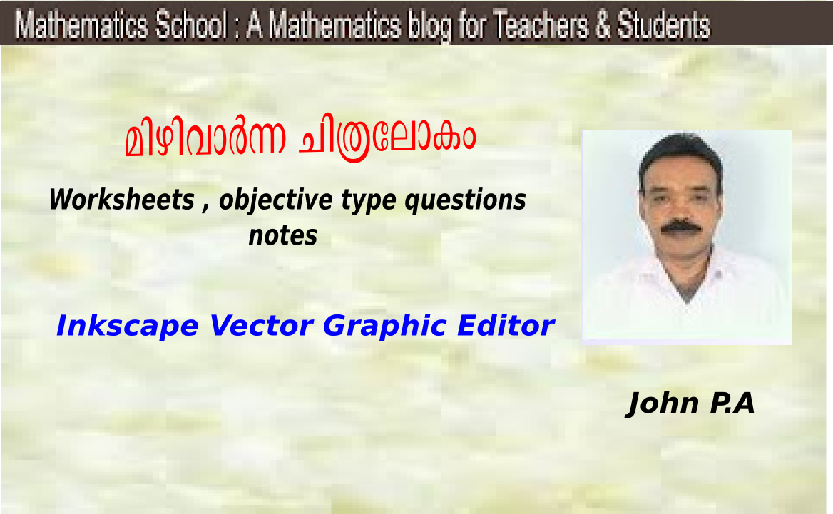 Elementary Weather Worksheets Word Wwwmathsblogin  Maths Blog For School Teachers  Students Sslc  Suffixes And Prefixes Worksheets with Quadratic Inequalities Worksheet Pdf Video Tutorial  By Nidhin Jose Sir Embedded Clause Worksheet Word
