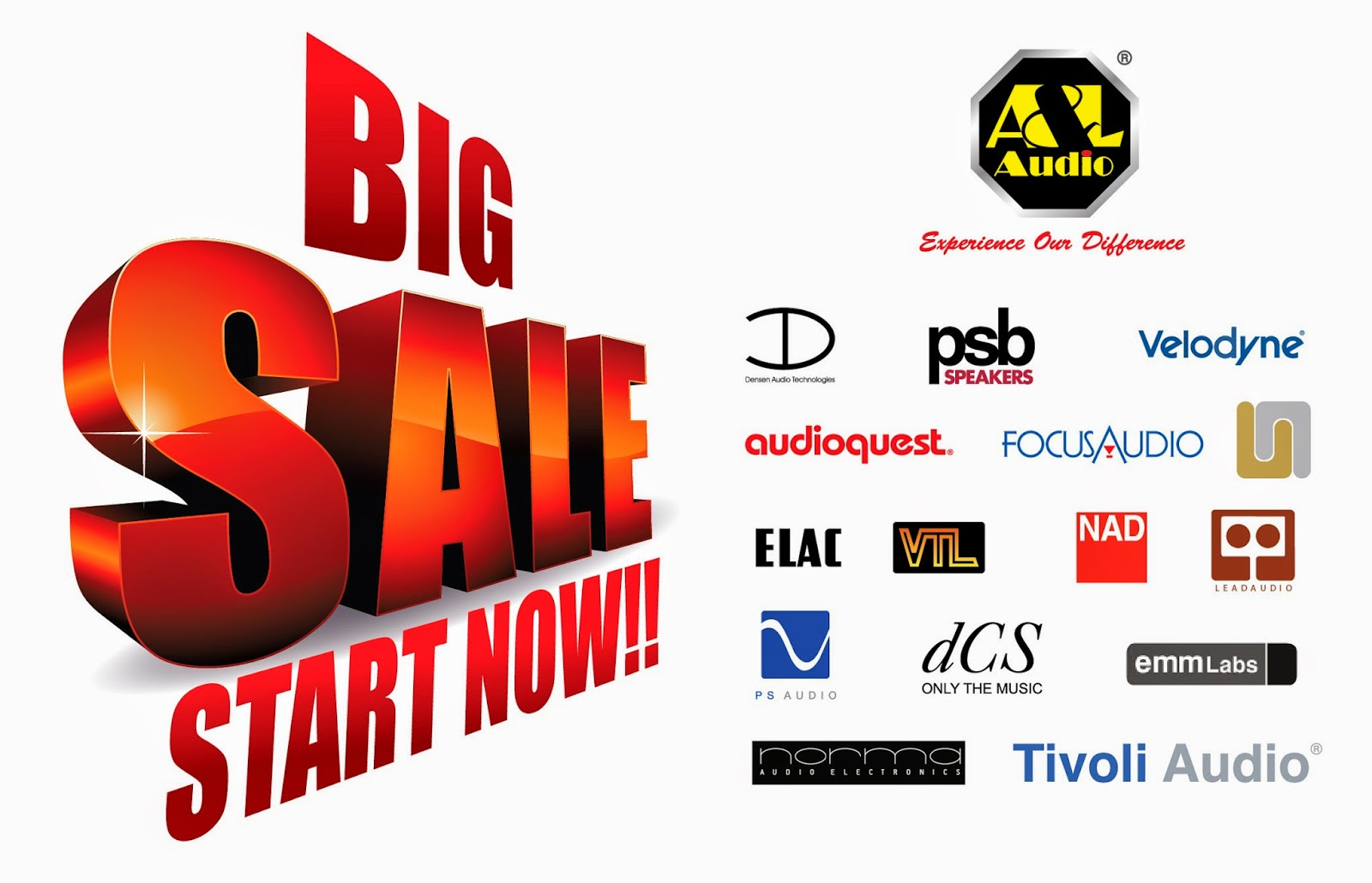 View our big sale items now!!