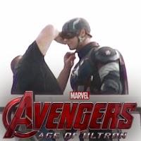 """El Capitán América se deja ver en el rodaje de """"Los Vengadores: La era de Ultron"""""""