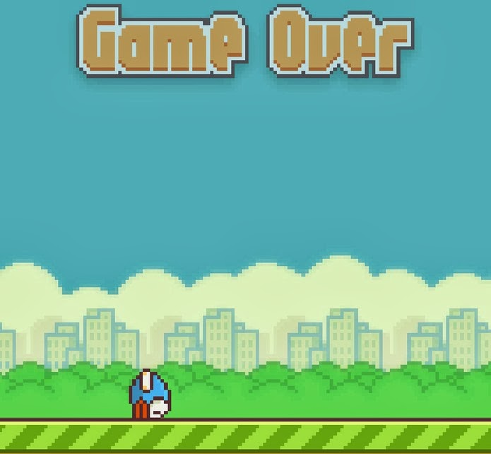 Flappy Bird é retirado das lojas do Android e iOS