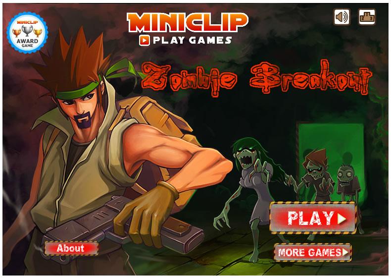 Game : Zombie Break