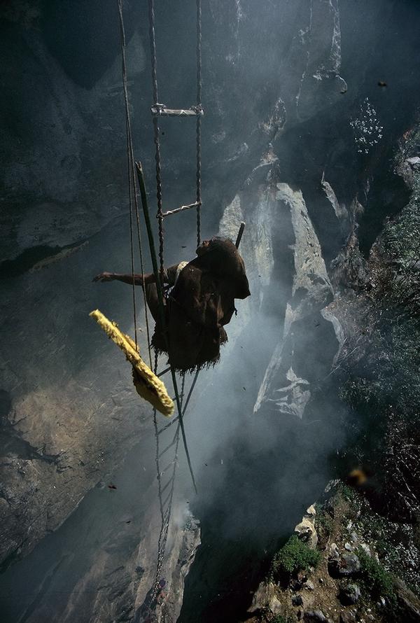 The Honey Hunters Of Nepal