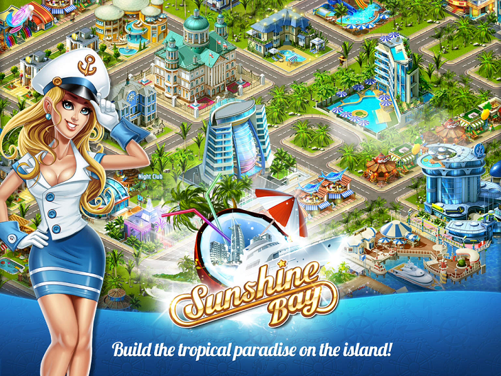 Sunshine Bay Main Game App