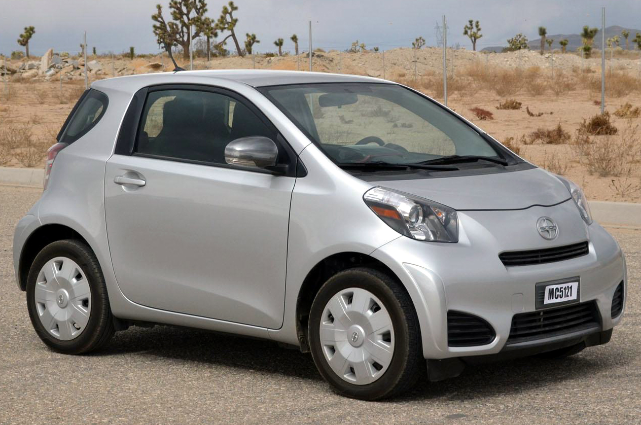 The Best Of Cars Scion Iq 2013